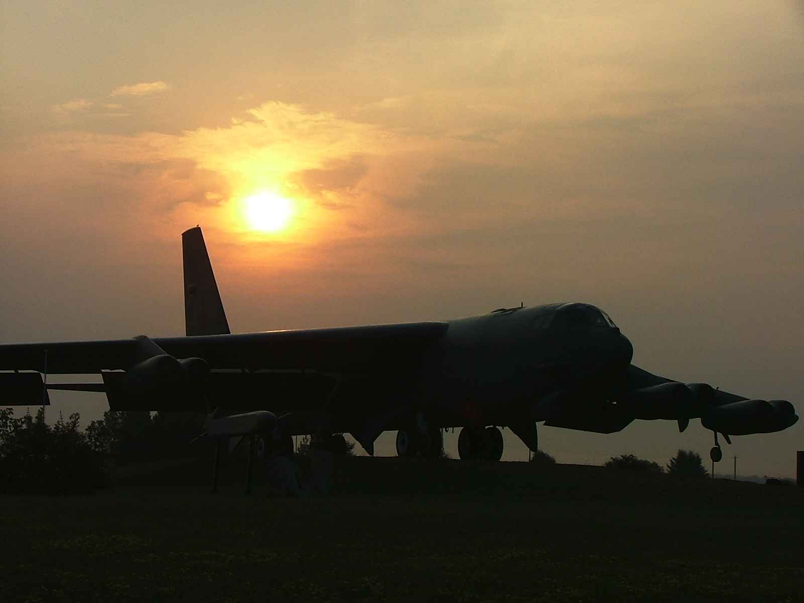 B-52G Mohawk Valley